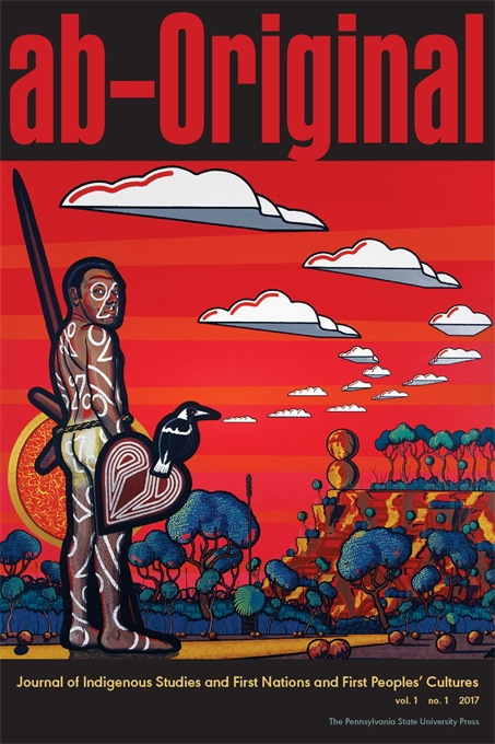 Cover image for ab-Original: Journal of Indigenous Studies and First Nations and First Peoples' Cultures