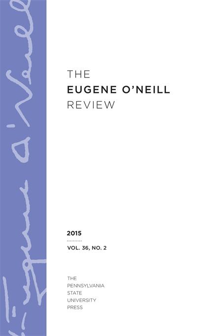 The Eugene O'Neill Review