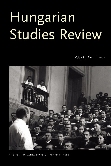 Hungarian Studies Review