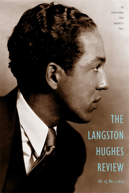 Cover image for The Langston Hughes Review