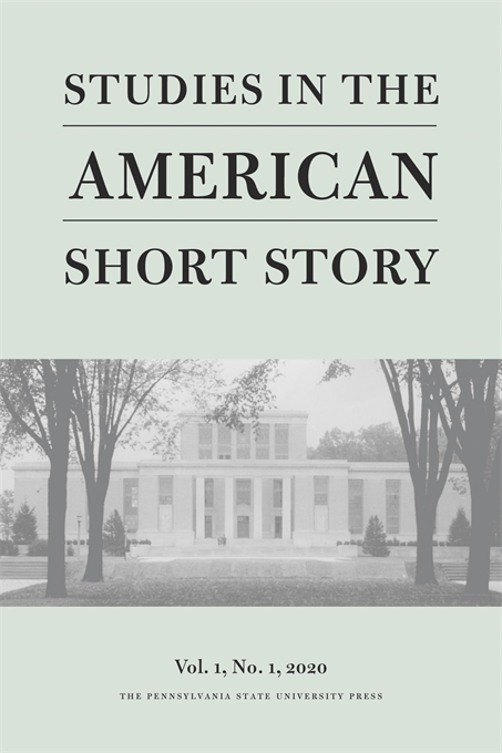 Cover image for Studies in the American Short Story