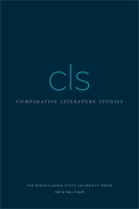 Comparative Literature Studies
