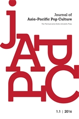 Journal of Asia-Pacific Pop Culture