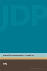 Journal of Development Perspectives