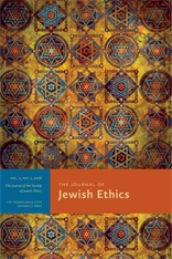 The Journal of Jewish Ethics