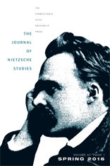 The Journal of Nietzsche Studies