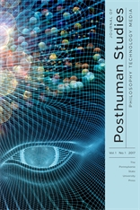 Journal of Posthuman Studies