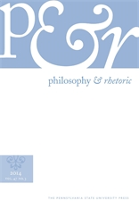 Philosophy and Rhetoric