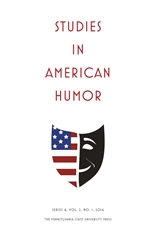 Studies in American Humor