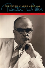 Thornton Wilder Journal