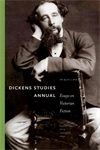 Cover image for Dickens Studies Annual: Essays on Victorian Fiction