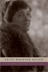 Cover image for Edith Wharton Review
