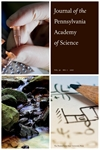 Cover image for Journal of the Pennsylvania Academy of Science