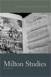 Cover image for Milton Studies