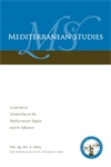 Cover image for Mediterranean Studies