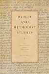 Cover image for Wesley and Methodist Studies
