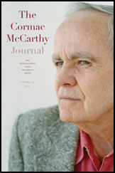 The Cormac McCarthy Journal Cover