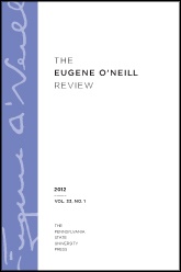 The Eugene O'Neill Review Cover