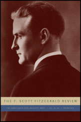 The F. Scott Fitzgerald Review Cover