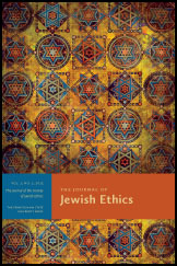 Journal of Jewish Ethics Cover
