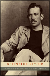 Steinbeck Review Cover