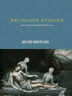 Cover for PSU Press Religious Studies