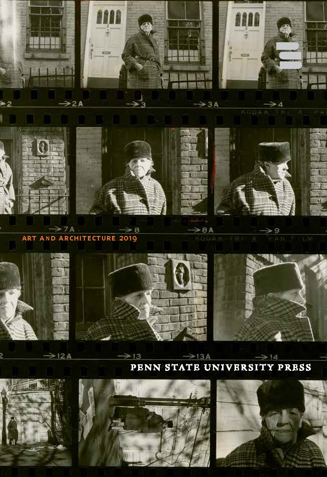 Cover for PSU Press Art and Architecture