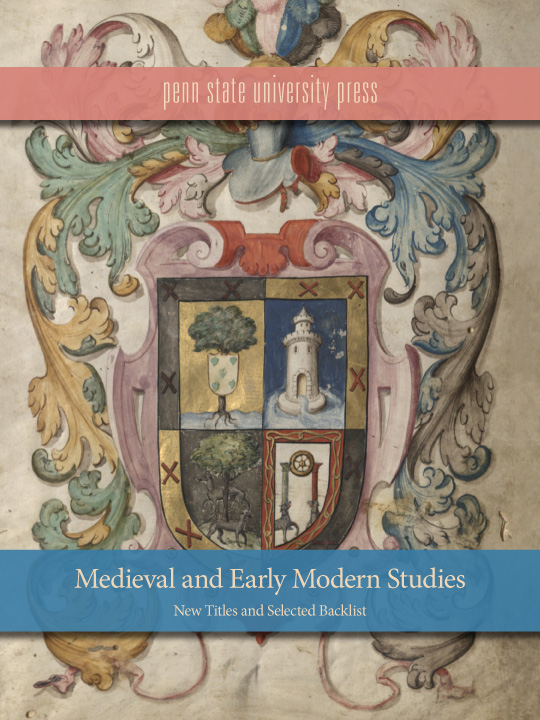 Medieval and Early Modern Studies Catalog Cover