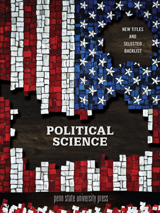 Cover for PSU Press Political Science