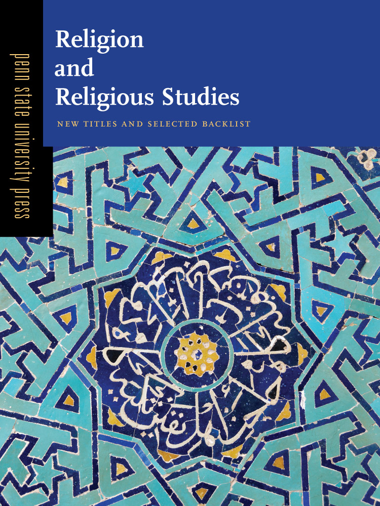 Religion and Religious Studies Catalog Cover