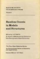 Cover for the book Random Counts in Scientific Work Vol. 1