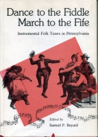 Cover for the book Dance to the Fiddle, March to the Fife