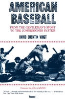 Cover for American Baseball. Vol. 1