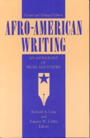 Cover for Afro-American Writing