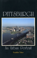 Cover for the book Pittsburgh: An Urban Portrait