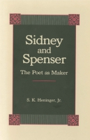 Cover for the book Sidney and Spenser