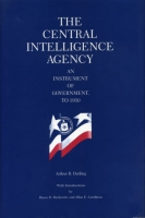 Cover for The Central Intelligence Agency