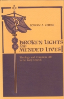 Cover for Broken Lights and Mended Lives
