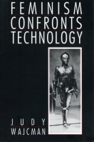 Cover for the book Feminism Confronts Technology