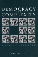 Cover for the book Democracy and Complexity