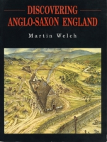 Cover for the book Discovering Anglo-Saxon England