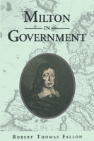 Cover image for Milton in Government By Robert Thomas Fallon