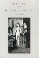 Cover for Principles of Art History Writing