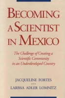 Cover for Becoming a Scientist in Mexico