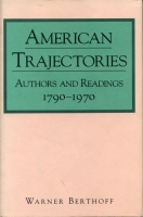 Cover for American Trajectories
