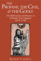 Cover for The Profane, the Civil, and the Godly