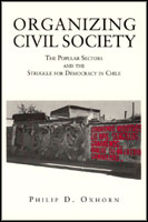 Cover for the book Organizing Civil Society