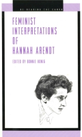Cover for Feminist Interpretations of Hannah Arendt