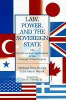 Cover for the book Law, Power, and the Sovereign State