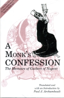 Cover for A Monk's Confession